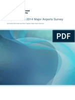 Bureau of Meteorology Report on the 2014 Major Airports Survey v1