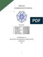 MAKALAH METODE FUNGSIONAL