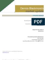 Dennis Blackmore's Market Update