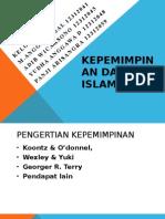 (Presentasi)Kepemimpinan Dalam Islam