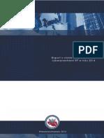 Raport o stanie bezpieczenstwa cyberprzestrzeni RP w 2014 roku