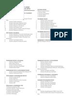 Panduan Yang Diperlukan Untuk Akreditasi Rumah Sakit Versi 2012