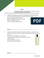 Proposta de TrabalhoPPF6