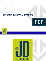 JD Group - Where Trust Matters