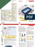 Brochure Xerox DC236