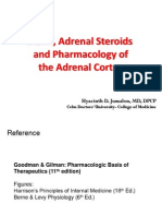 ACTH, Adrenal Steroids and Inhibitors