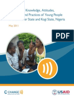HIV-Related KAPB Youth Cross-River Kogi