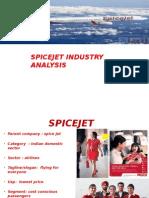 spicejetindustryanalysis-130921083122-phpapp01