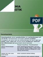 Presentasi Anemia Aplastik