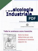 Tossicologia