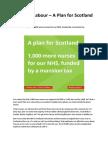Scottish Labour Policies