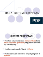 Bab 1 Dokumen Sistem Perpipaan