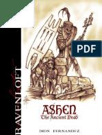 Ashen - The Ancient Dead