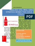 Analisis Visi Dan Misi the Coca Cola Company