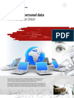 Protection of Personnal Data