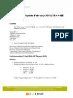 Asylum Help Update February 2015