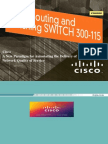 300-115 Implementing Cisco IP Switched Networks