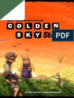 Golden Sky Stories rpg