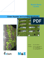 Green Facades and Building Structures M.a.mir