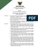 Perbup Sumba Timur Ttg Tata Cara Pemungutan Pajak Daerah 2012