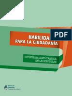 Habilidades para La Ciudadania