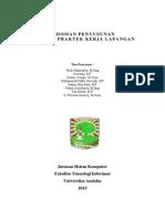 Pedoman Penyusunan Laporan PKL v4