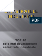 Catastrofele Industriale