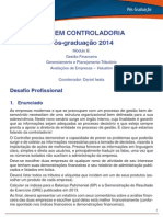 DP MBA Em Controladoria