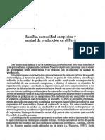 Familia Unidad Campesina y Producción Peru