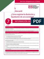 Guía Núm. 7. Cómo Registrar La Disolución y Liquidación de Una Sociedad (1)