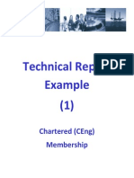 5-3 CEng Technical Report Example(1)