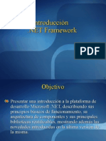 Introduccion a .Net