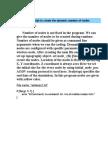 3. Tcl Kịch Bản Để Tạo Ra Các Số Năng Động Của Các Nút.