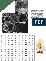 1.6 y 1.7 Conflictos Bélicos Decada 1960