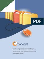 Doccept Brochure