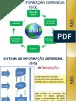 Introducao ao sistema de informação gerencial