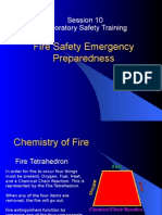 10 Fire Safety