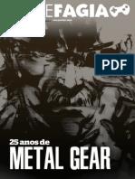 Gamefagia - Especial MGS