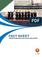 APSC Fact Sheet