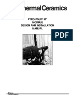 Pyro Fold Installation Manual