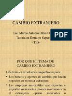 Cambio Extranjero (2)