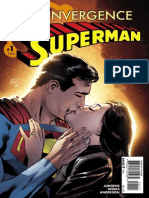 Convergence Superman Exclusive Preview