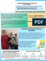 Franklin County Health Department April 2015 Wellness Newsletter