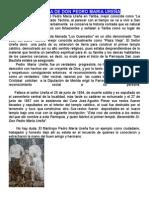 Biografia de Pedro Maria Ureña