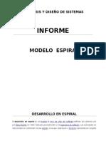 Informe_analisis y Diseño de Sistemas