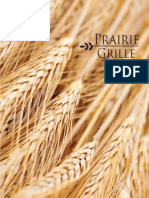 Prairie Grill Menu (updated)