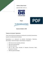 Investigacion de Rse Lab. Db
