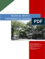 Manual Mutu Ubaya