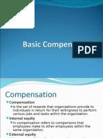 Taj-HRM-380-Summer 2014-Chapter 01-Basic Compensation.ppt