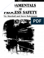 ICheme Fundamentals of Process Safety